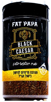 Packshot Black Caesar