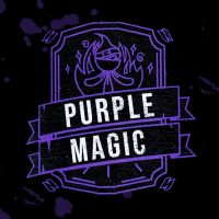 Logo Purple Magic